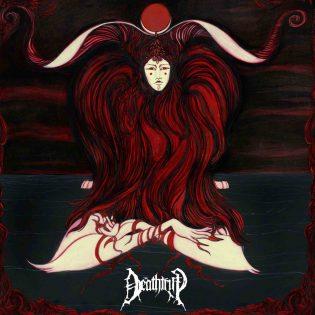 """The Deathtripin kakkosalbumi """"Demon Solar Totem"""" on mielenkiintoinen sekoitus mustaa metallia ja hämyistä tunnelmaa"""