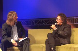 """Black Sabbath -kitaristi Toni Iommi Kokkolan Kipinässä: """"Queenin Brian May rakasti pöytälaatikostani löytyneitä kappaleideoita"""""""