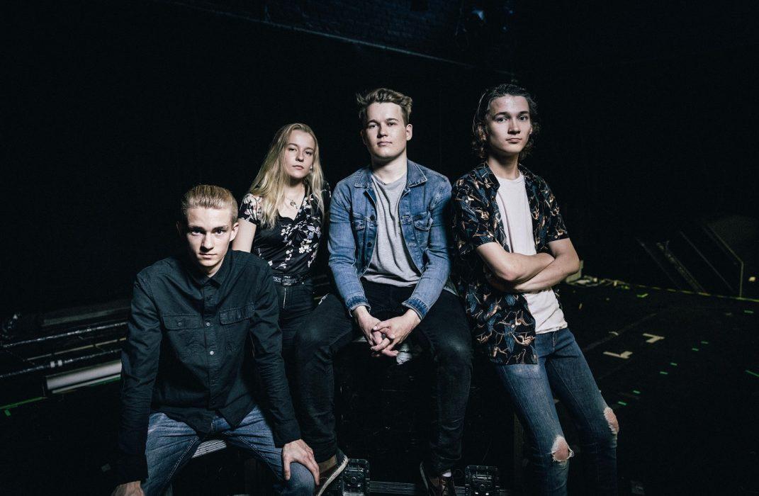 """Pop rockia Seinäjoelta: Tulipään uusi kappale """"Mä selviän"""" kuunneltavissa"""