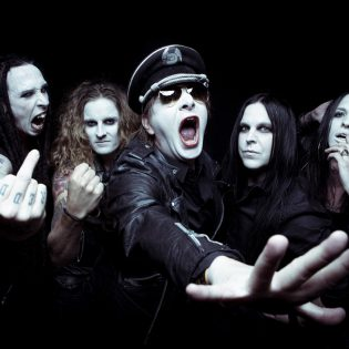 Deathstars kiertämään Eurooppaa maaliskuussa, Suomi ei mukana kiertueella