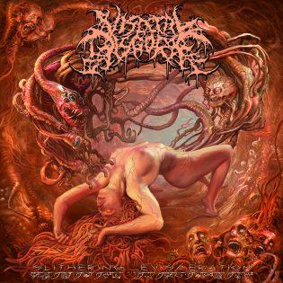 "Visceral Disgorgen ""Slithering Evisceration"" on mainio ja ultrabrutaali dödispläjäys"
