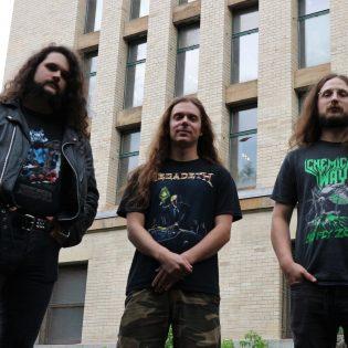 """Speed metal -yhtye Warsenal julkisti tulevan albuminsa tiedot: """"Forever Lost"""" -kappaleen musiikkivideo katsottavissa"""