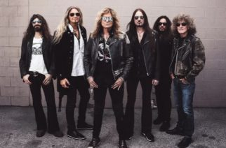 Whitesnake Europen kanssa Helsingin Jäähalliin toukokuussa