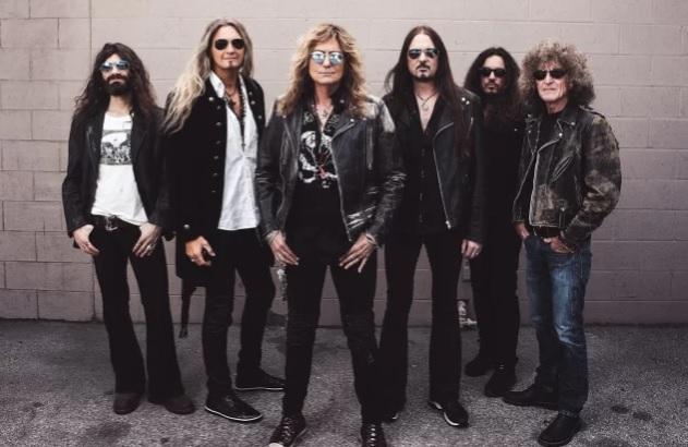 """Whitesnake julkaisi musiikkivideon """"Whipping Boy Blues"""" -kappaleensa uudelleenmiksatusta versiosta"""