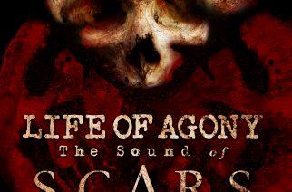 """""""Verenpunainen joki virtaa jälleen"""" – Arvostelussa Life Of Agonyn The Sound Of Scars"""