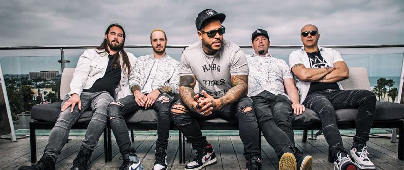 Bad Wolves vahvistaa Tommy Vextin jättäneen yhtyeen