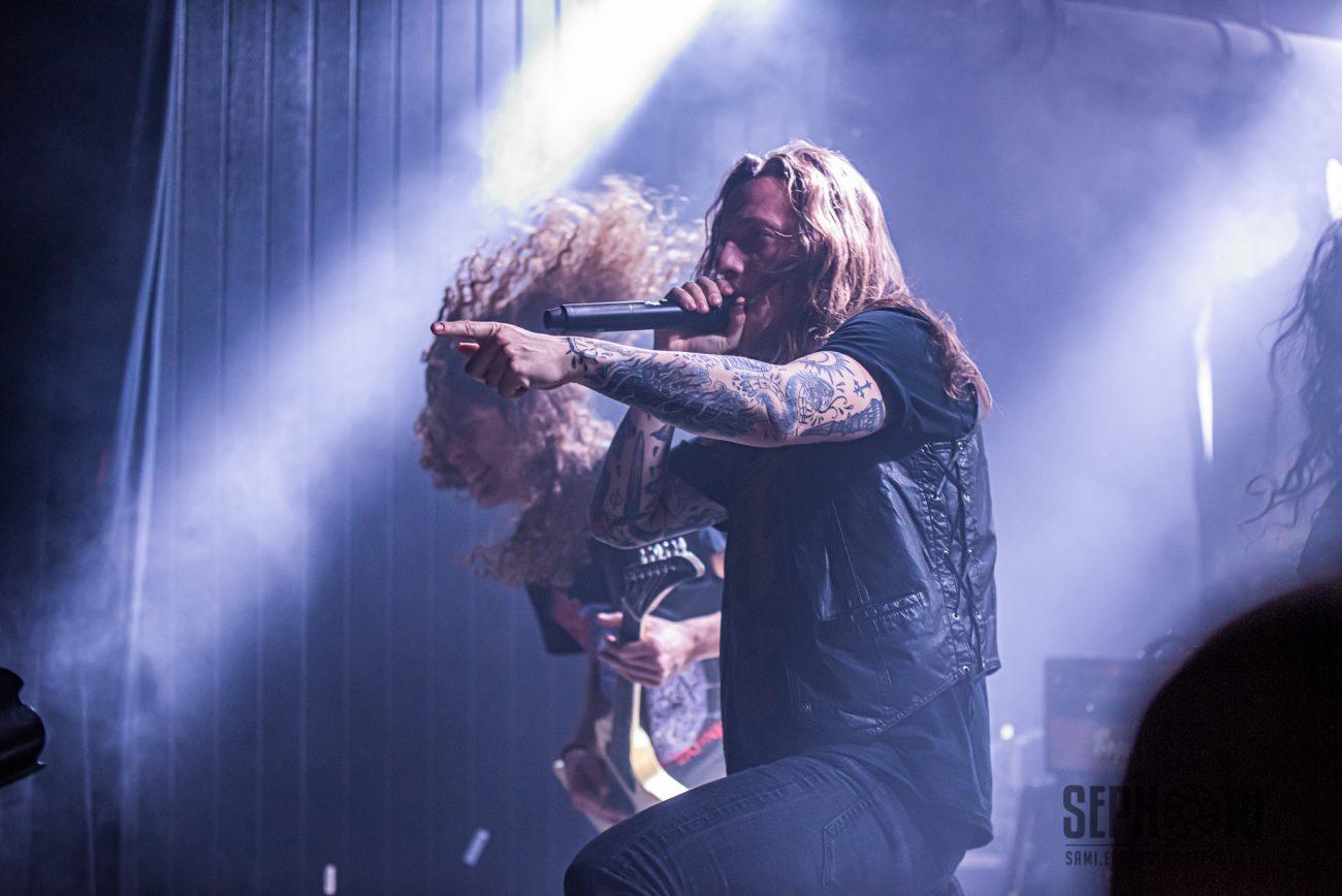Baest osoittaa likaisen death metalin olevan yhä voimissaan: yhtyeen keikka Slay At Home -tapahtumasta katsottavissa kokonaisuudessaan