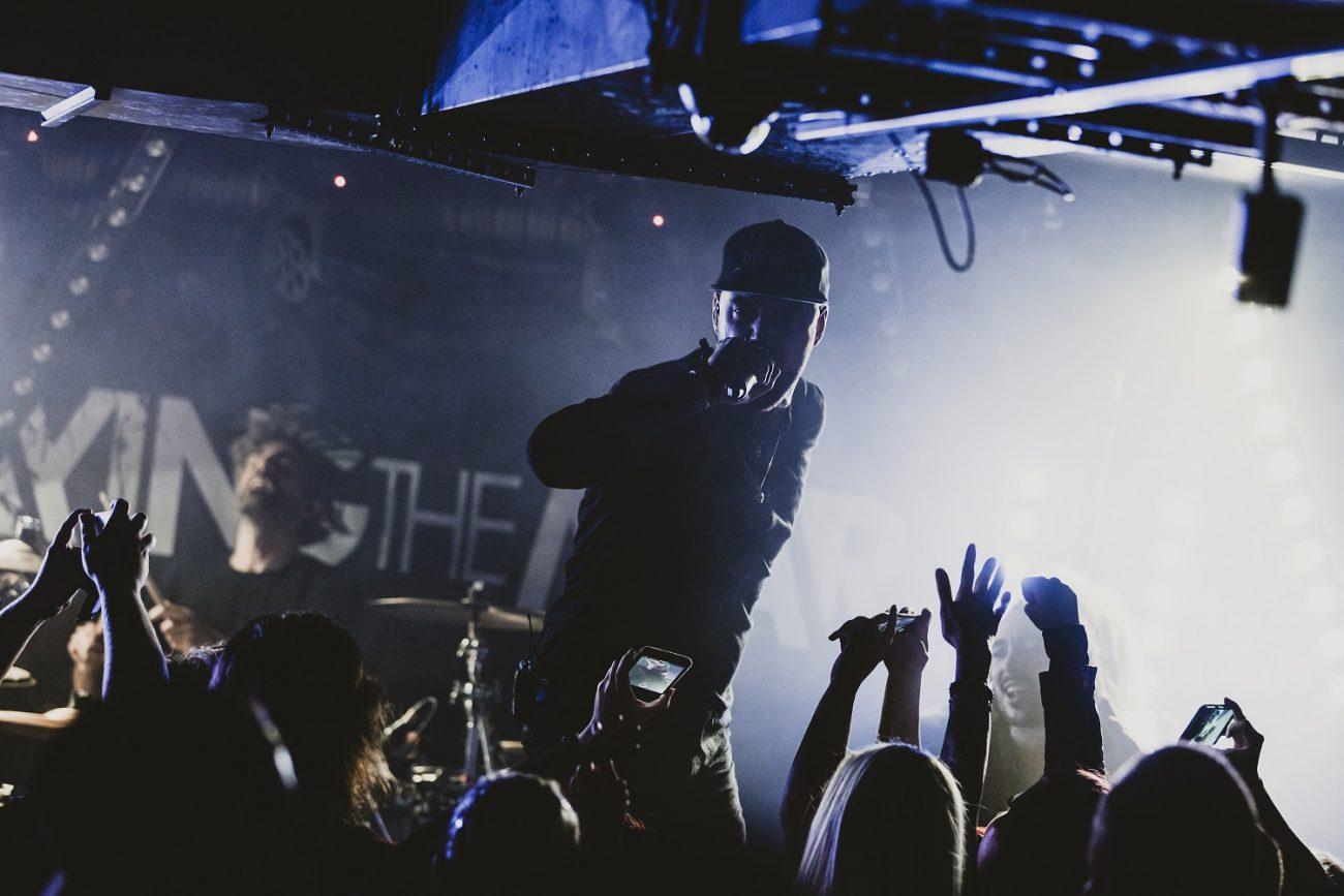 Betraying The Martyrsin laulaja Aaron Matts jättää yhtyeen