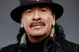 Ikoninen kitaristi Carlos Santana Suomeen huhtikuussa