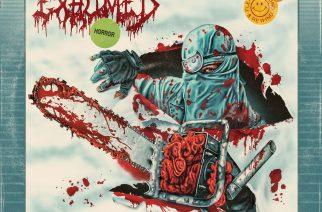 """Exhumedin """"Horror"""" on tyylipuhdas deathgrindin taidonnäyte"""