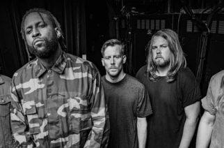 Five Finger Death Punchin kanssa kiertävän Fire From The Godsin tuore albumi kuunneltavissa