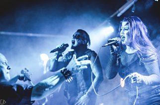 Industrial metalin juhlaa Laukaanhovissa: katso kuvat Fear Of Dominationin ja Callidicen keikalta