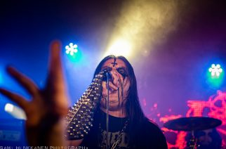Goat Semen tarjoili eteläamerikkalaisen black metalin juhlat Turun Apollossa: katso kuvat keikalta