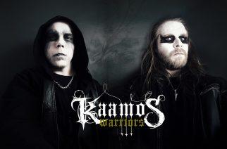"""Dark metallia Pohjois-Suomesta: Kaamos Warriors julkaisi tuplasinglen """"Kuura & Horros"""""""