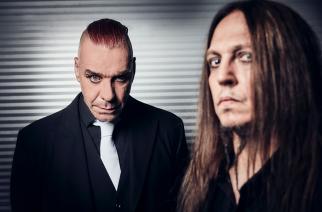 """Lindemann julkaisi juuri varsin erikoisen musiikkivideon perjantaina ilmestyneelle """"Ich weiß es nicht""""-singlelle"""