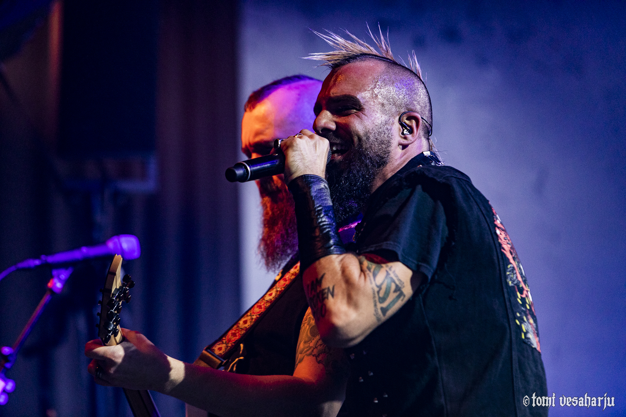 Killswitch Engage, Live circus, Helsinki, 28.10.2019