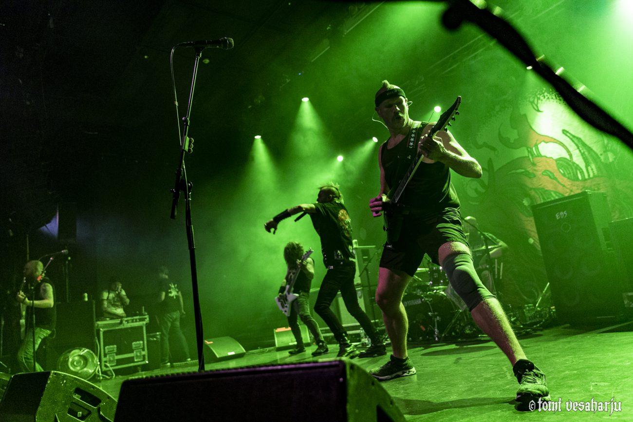 Killswitch Engage, Live circus, Helsinki, 28.10.2019