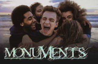 Monuments julkisti uuden solistinsa Chris Barretton jätettyä yhtyeen