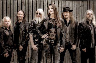 Nightwish sai ensimmäisenä yhtyeenä maailmassa luvan ottaa uudet promokuvansa legendaarisessa Natural History Museumissa