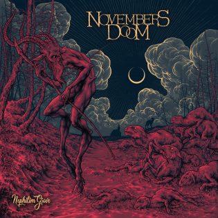 """Taas laadukas teos – arviossa Novembers Doomin """"Nephilim Grove"""""""