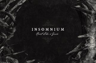 "Melodisen death metalin runsaudensarvi – arviossa Insomniumin ""Heart Like A Grave"""