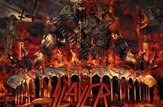 """""""Ajoissa lopettamisen jalo taito"""" – arviossa Slayerin livealbumi """"The Repentless Killogy (Live at the Forum In Inglewood, CA)"""""""