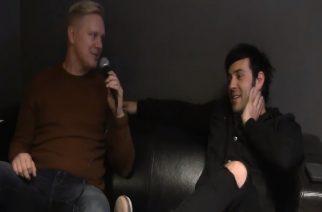 """KaaosTV tapasi Unearthin Ken Susin Tuhkolmassa: """"Olemme yksi harvoja bändejä metalcoren saralla, jotka ovat pitäneet kiinni juuristaan"""""""