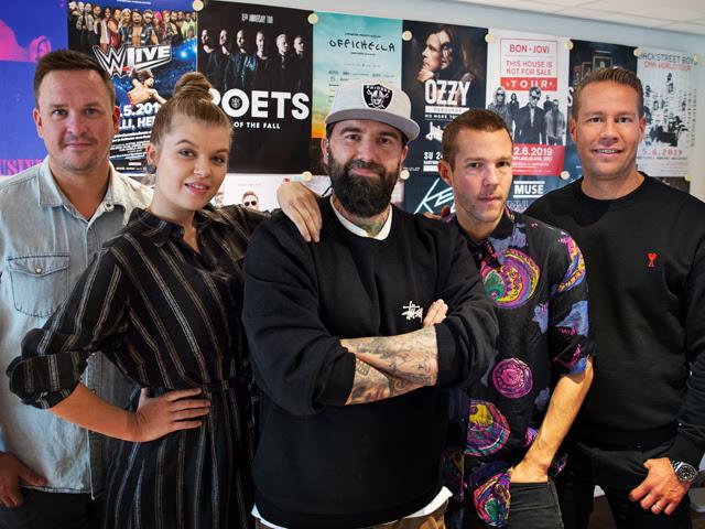 Suomen suurin tapahtumanjärjestäjä Live Nation osti Hög Agencyn