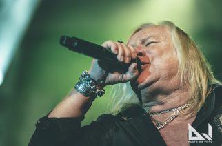 Uriah Heep -solisti Bernie Shaw mukaan Raskasta Joulua -kiertueelle