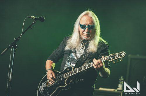 50 vuotta hard rockia: katso Uriah Heepin livekuvat Helsingin Kulttuuritalolta