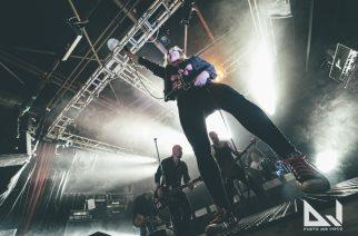 Katso industrial metal -yhtye Velcran viimeisen keikan livekuvat Nosturista
