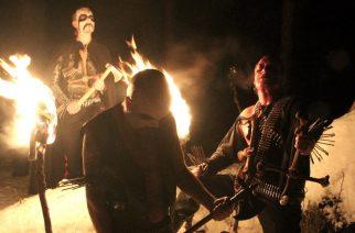 """13 vuoden odotus on ohitse: Steelchaoksen lavalla levynjulkkarikeikkansa soittavan black metal -yhtye Black Beastin """"Nocturnal Bloodlust"""" Kaaoszinen ensisoitossa"""