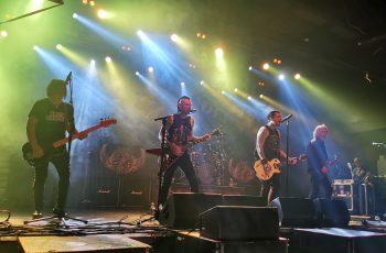 Black Star Riders tarjoili maukkaan kattauksen – Thin Lizzyn biisejä ei tullut ikävä Helsingissä 6.11.2019