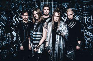 """Blind Channel yhtyeen """"Violent Pop"""" -levynjulkistuskonsertti Helsingin The Circuksessa huhtikuussa"""