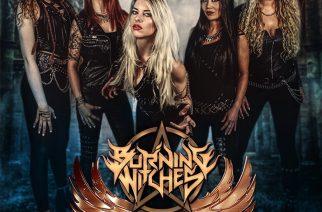 """Päivitetty kokoonpano on silkkaa terästä – arviossa Burning Witchesin pienjulkaisu """"Wings Of Steel"""""""