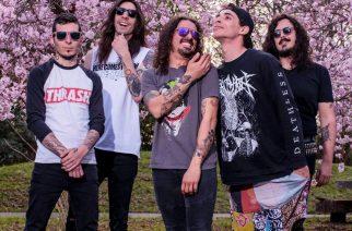 Räjähtävää thrashia: Crisix julkaisi thrash metal -cover-albumin