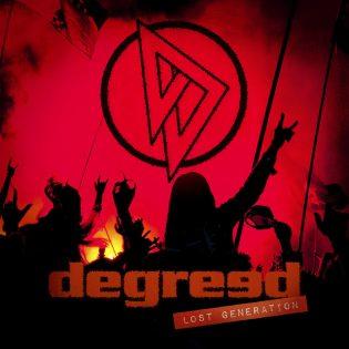 """Degreedin """"Lost Generation"""" on häpeilemättömän tarttuvaa hard rockia"""