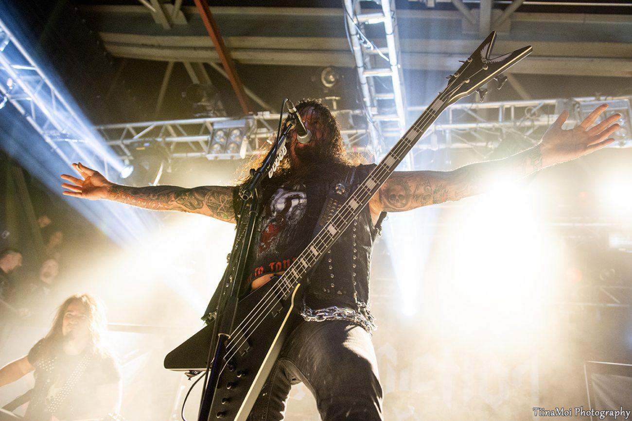Saksalainen thrash metal -veteraani Destruction sopimukseen Napalm Recordsin kanssa: uusi albumi luvassa tänä vuonna