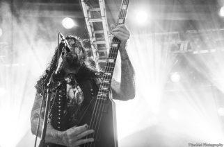 """Veteraani, joka ei osoita hyytymisen merkkejä: Destructionilta livevideo """"Nailed to the Cross"""" -kappaleesta"""