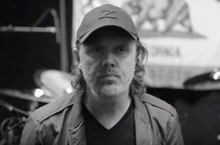 Metallican Lars Ulrich julkaisi muistokirjoituksen menehtyneelle Mercyful Faten basistille Timi Hansenille