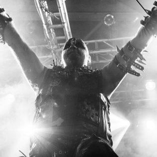 Hyvinkäällä lokakuussa järjestettävän SteelChaosin artistikattaus julki: luvassa aimo annos kotimaista black metalin parhaimmistoa