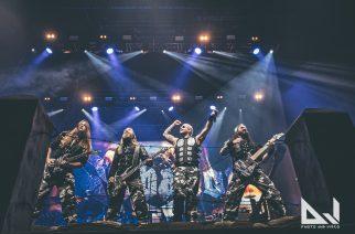 Suomi–Ruotsi-ystävyysottelu Helsingissä: Sabaton, Apocalyptica ja Amaranthe Hartwall Arenalla
