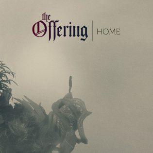 The Offering ei ole säästellyt debyyttialbumillaan itseään vaan tuo esiin kaiken aggression ja rujouden