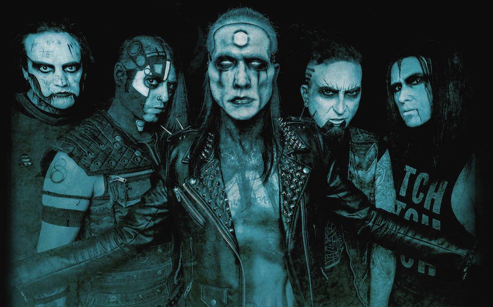 """Wednesday 13 julkaisi musiikkivideon INXSin """"Devil Inside"""" -coveristaan"""