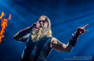 Amon Amarth - Helsingin Jäähalli 09.12.2019
