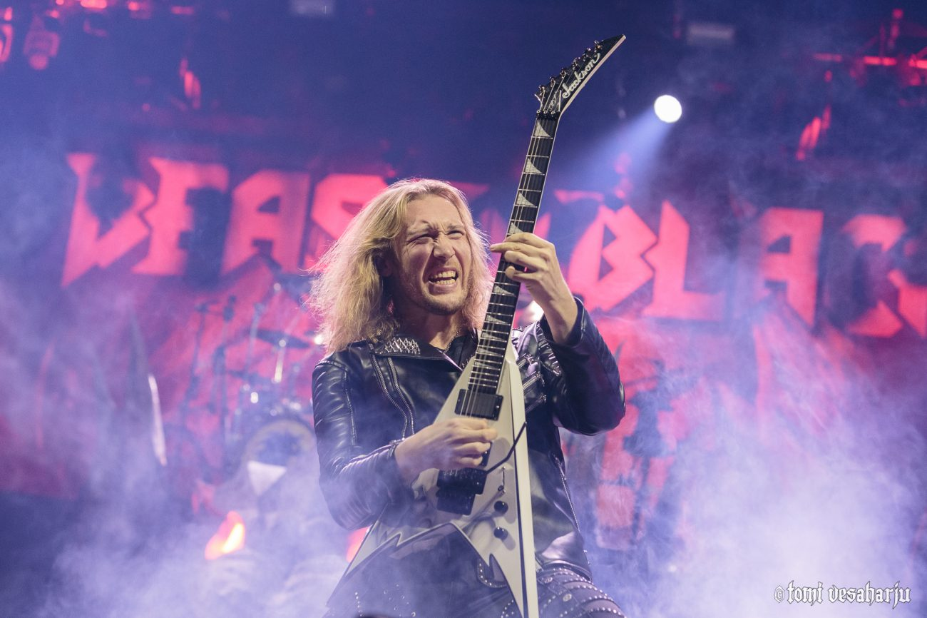 Beast In Black Ice Hall Helsinki 13.12.2019