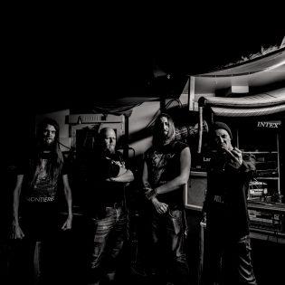Helsinkiläinen death metallia kauhutwistillä esittävä Church of The Dead julkaisi debyyttialbuminsa