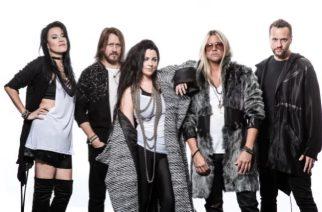 Evanescence studion uumeniin ensi vuoden alussa nauhoittamaan tulevaa albumiaan