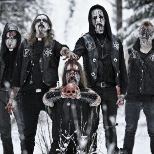 """Goats of Doom julkisti tulevan albuminsa tiedot: """"Mustan Unen Äiti"""" -kappale kuunneltavissa"""