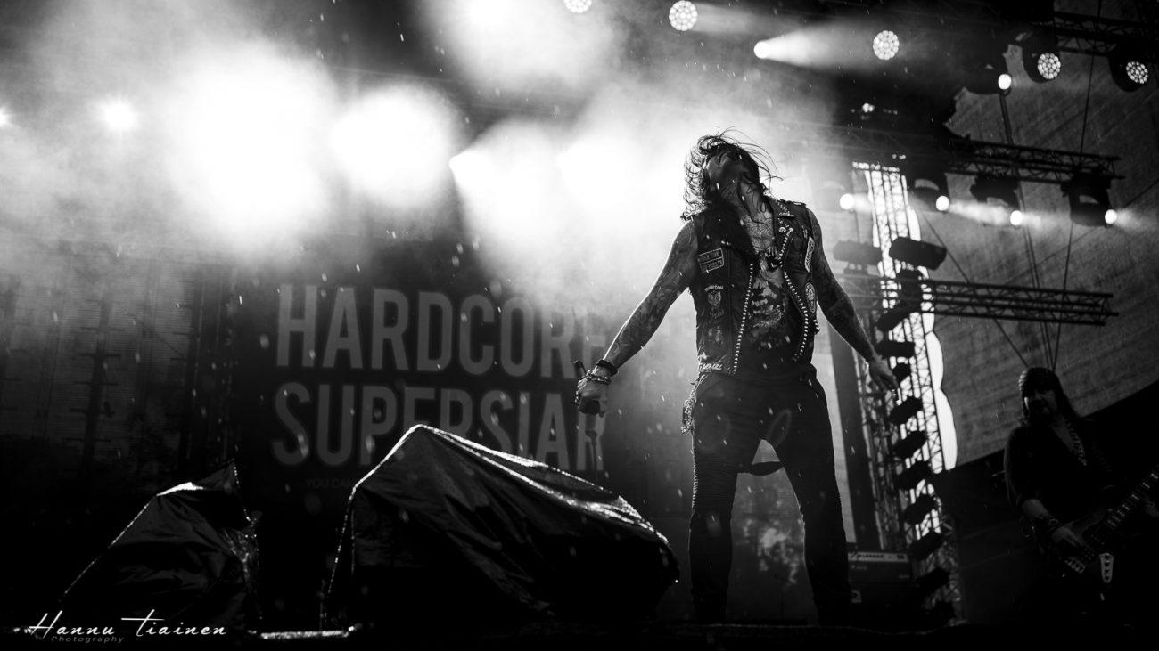 Hardcore Superstar sopimukseen Golden Robot Recordsin kanssa: uusi albumi luvassa tänä vuonna